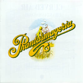 "Third Album ""Phantasmagoria"" 1972"